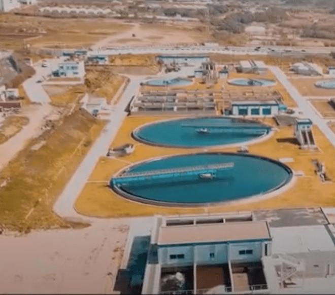 Station de traitement des eaux Beni Messous Alger